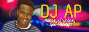 DJ AP banner